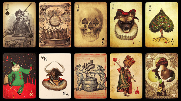 Design a deck of cards