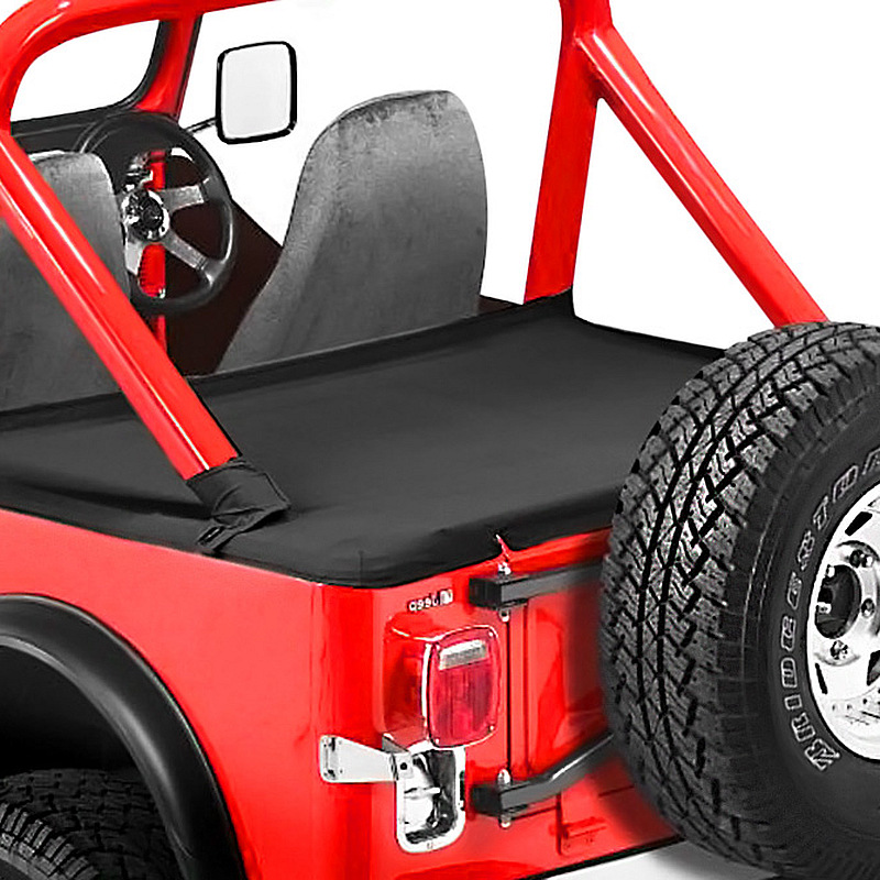 Duster deck cover jeep