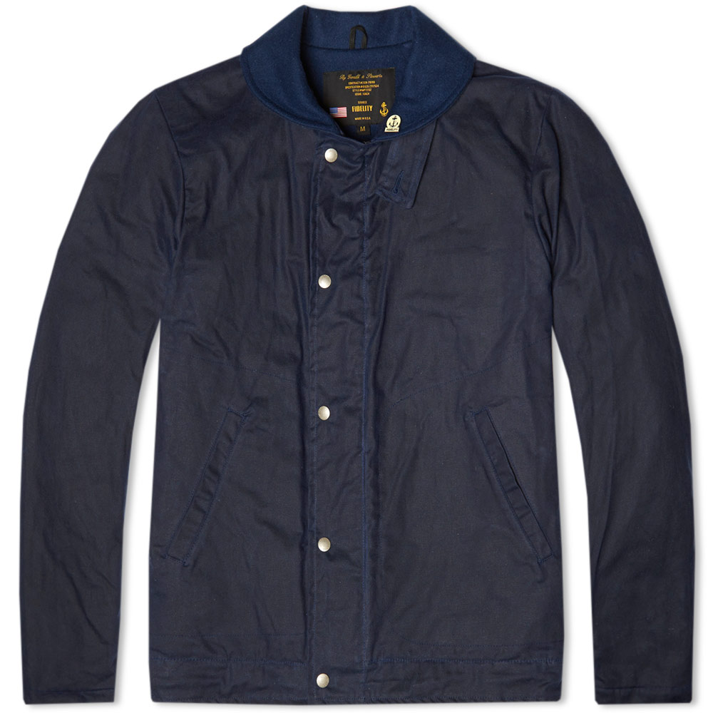 Fidelity deck jacket