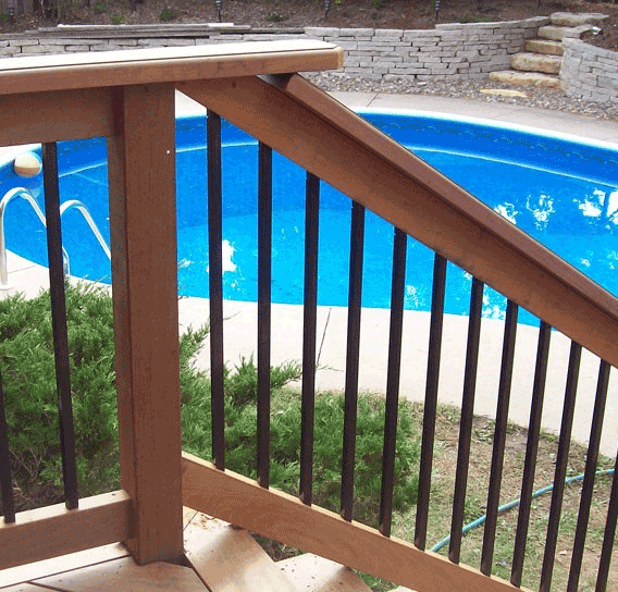 Fortress deck balusters