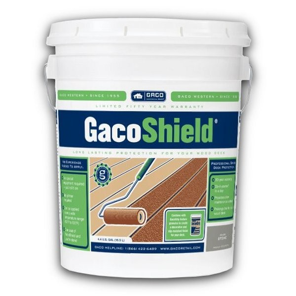 Gacoshield deck coating