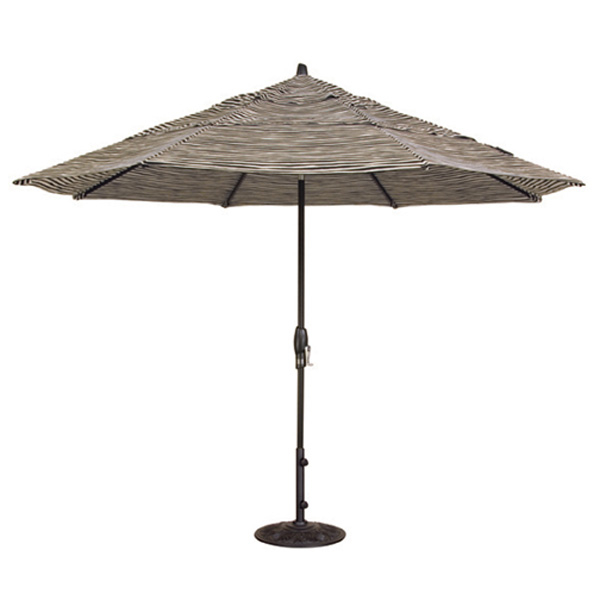 Garden deck umbrella