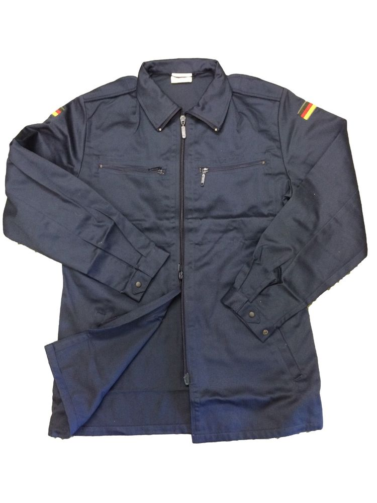 German deck jacket