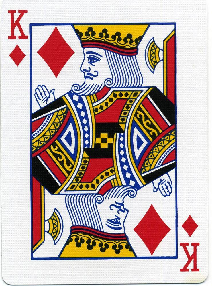 Kings in a deck of cards meaning