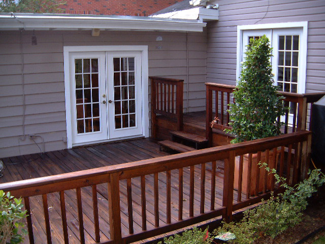 Nice deck pictures