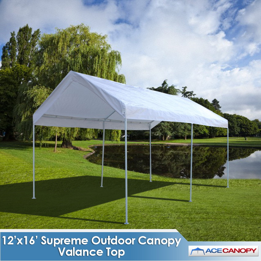 Outdoor canopy 12×16 heavy duty
