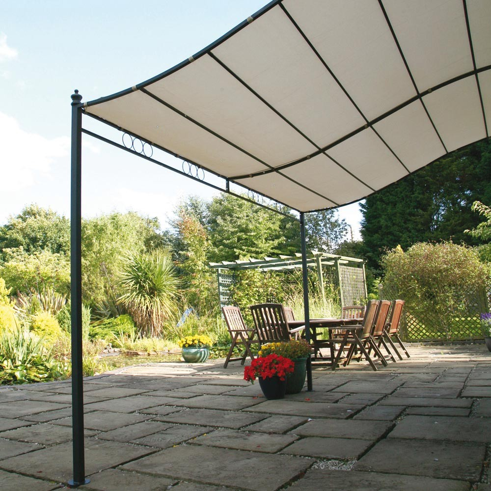Outdoor canopy 6 x 8