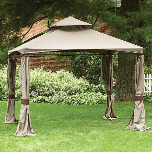 Outdoor canopy at walmart