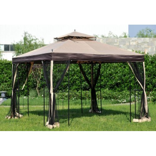 Outdoor Canopy Tent Deck Design And Ideas