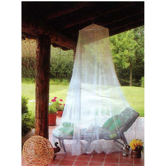 Outdoor canopy mosquito net