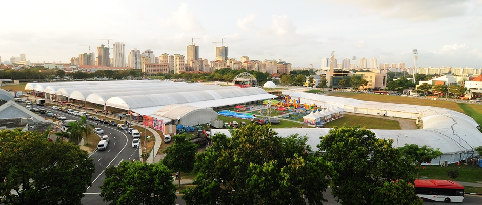 Outdoor canopy tent singapore