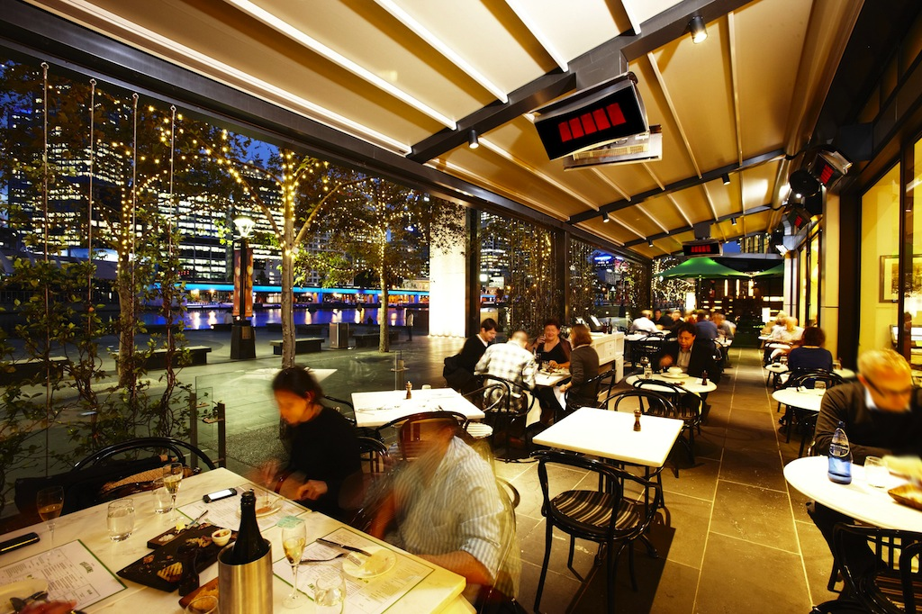 Outdoor heaters melbourne