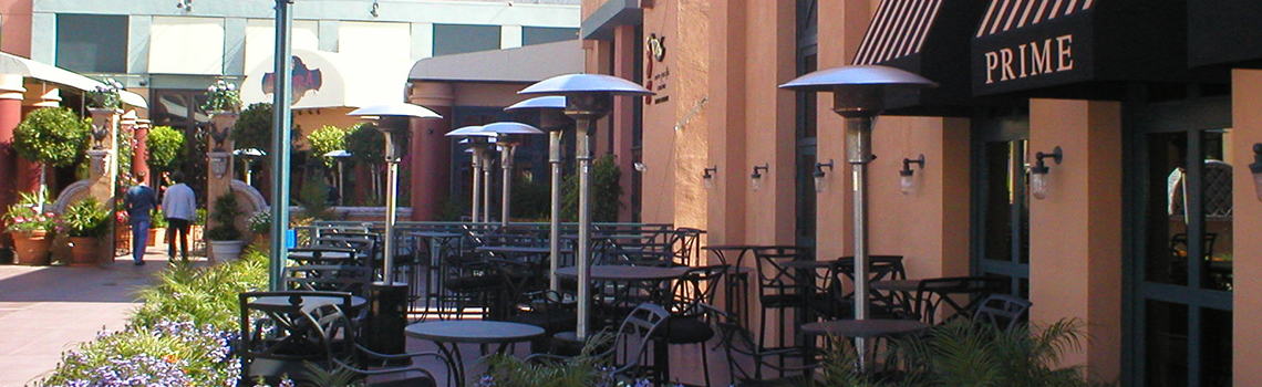 Outdoor heaters san diego