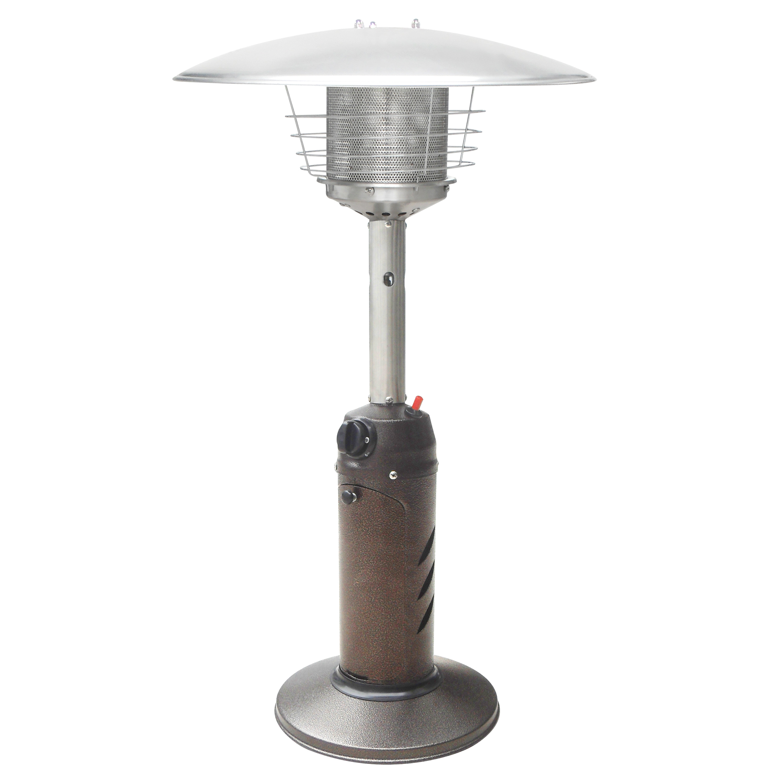 Outdoor heaters tabletop