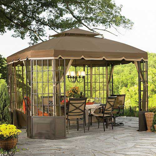 Outdoor oasis canopy