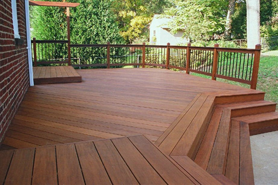 Pictures of deck colors