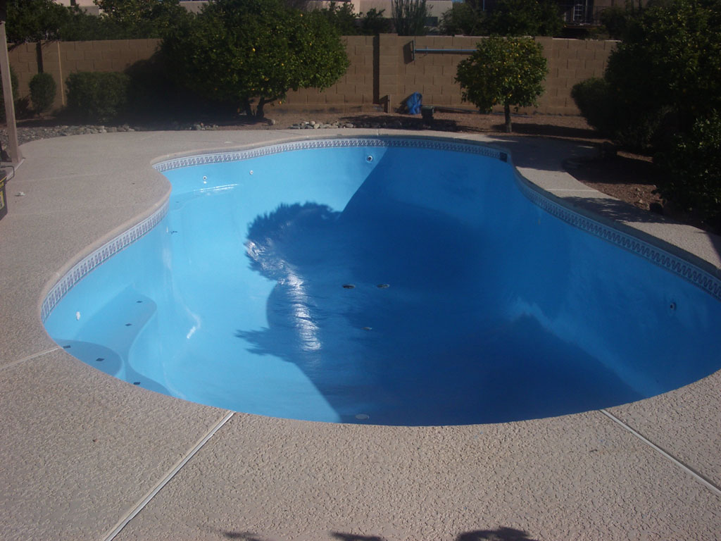 Pool deck coating tucson
