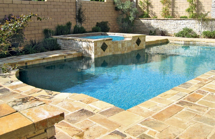 Pool deck colors designs