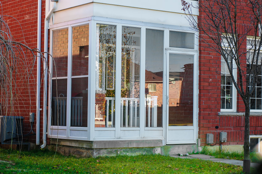Porch enclosures cost