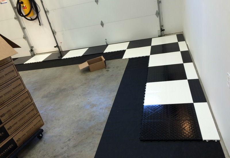Racedeck garage flooring reviews