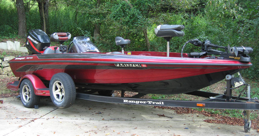 Ranger boat deck extension sale