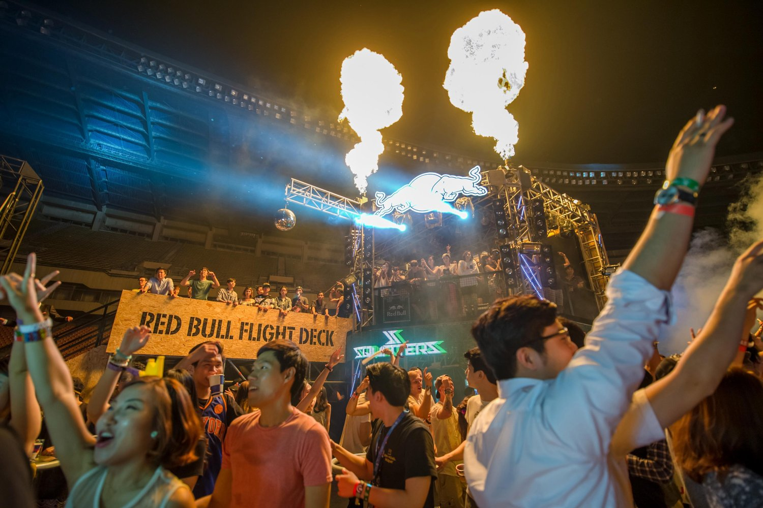 Red bull flight deck ultra 2014