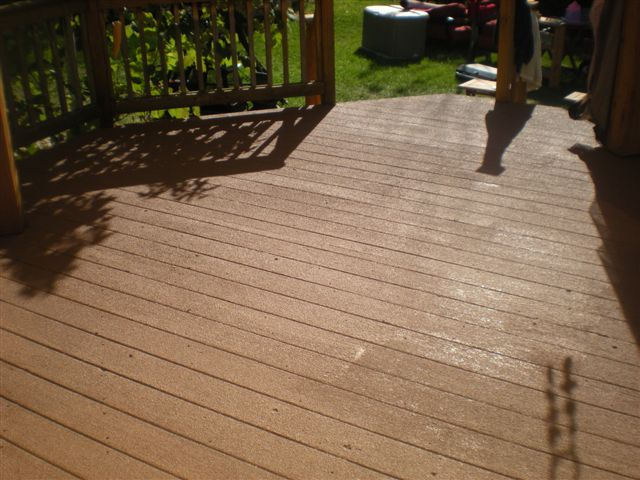 Restore deck coating directions