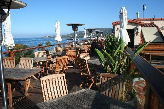 Roof deck laguna beach
