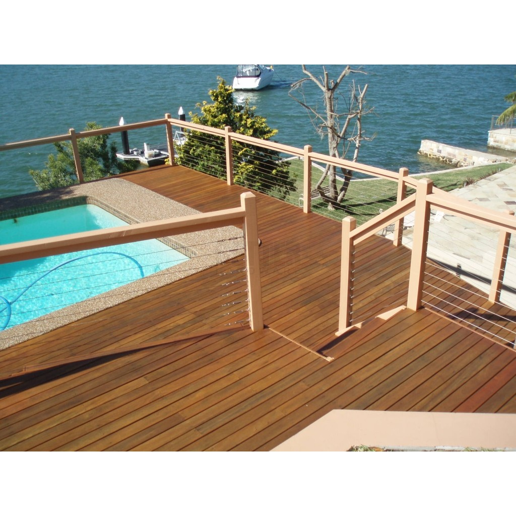 Spa-n-deck wood finish