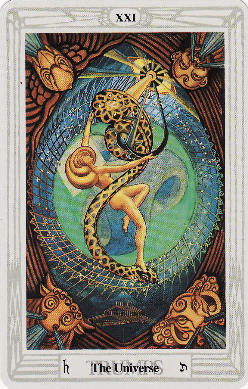 Thoth deck images