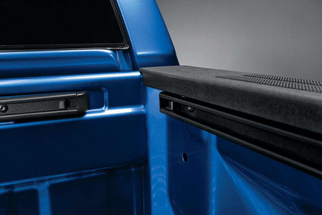 Toyota deck rail accessories