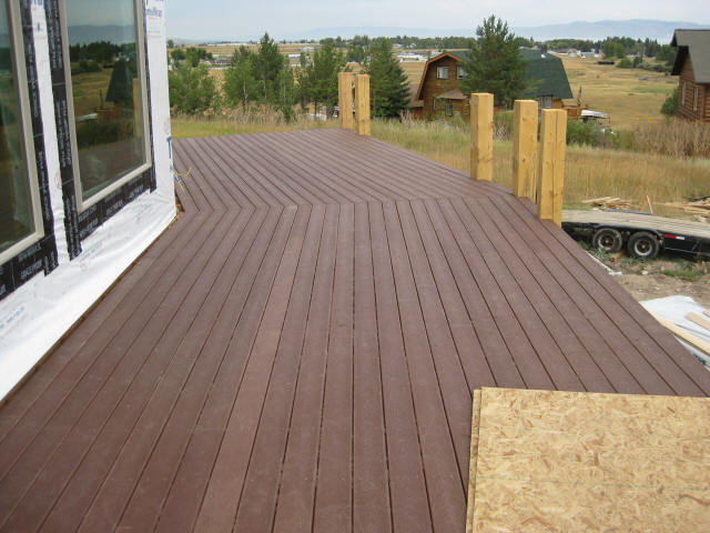 Trex deck installation video