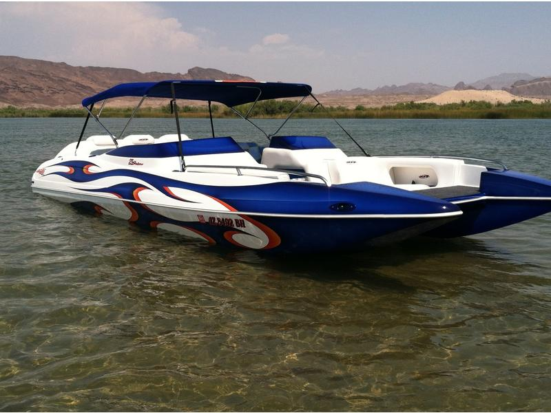 Ultra deck boats for sale