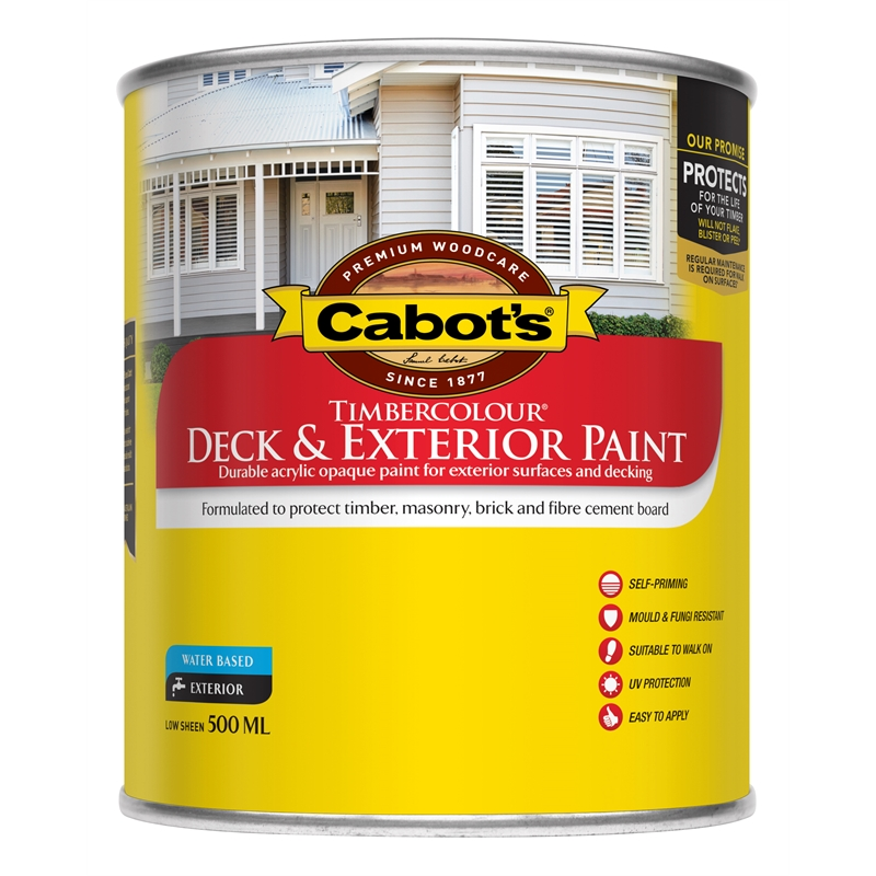 Ultra deck paint