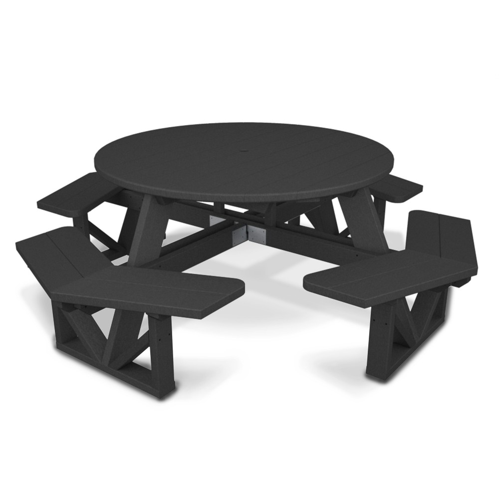 Ultra deck picnic table