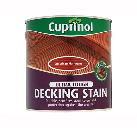 Ultra deck stain