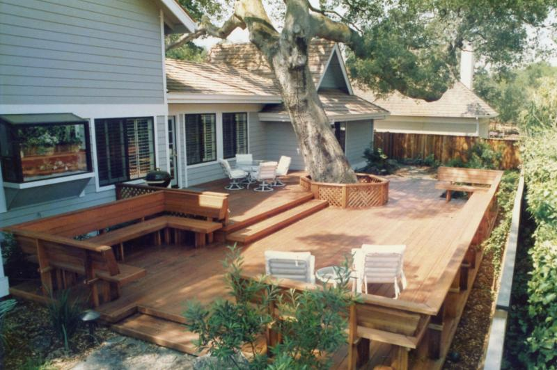 Unique deck and patio reviews