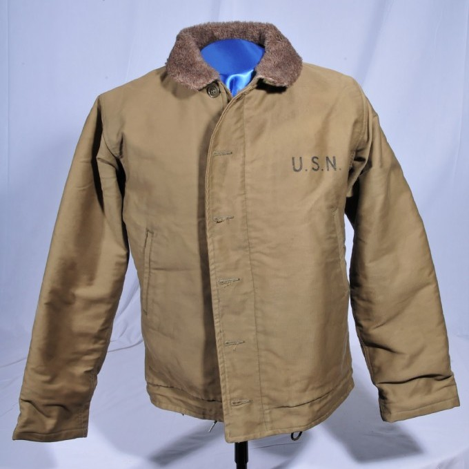 Usn deck jacket n1