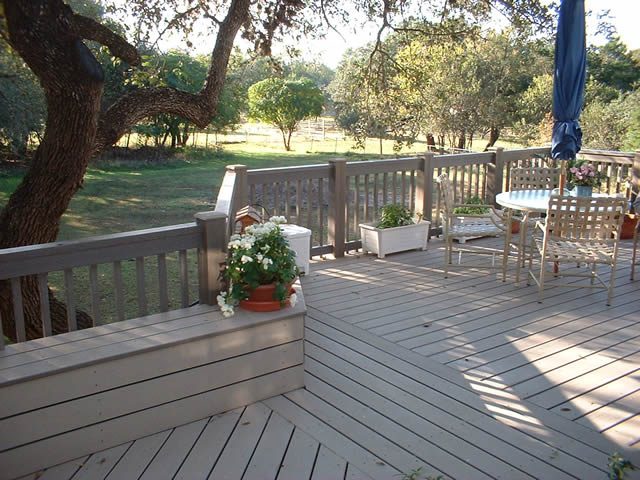 Veranda deck colors