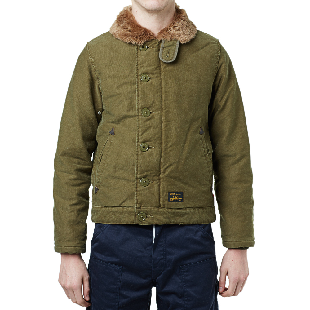 Wtaps deck jacket