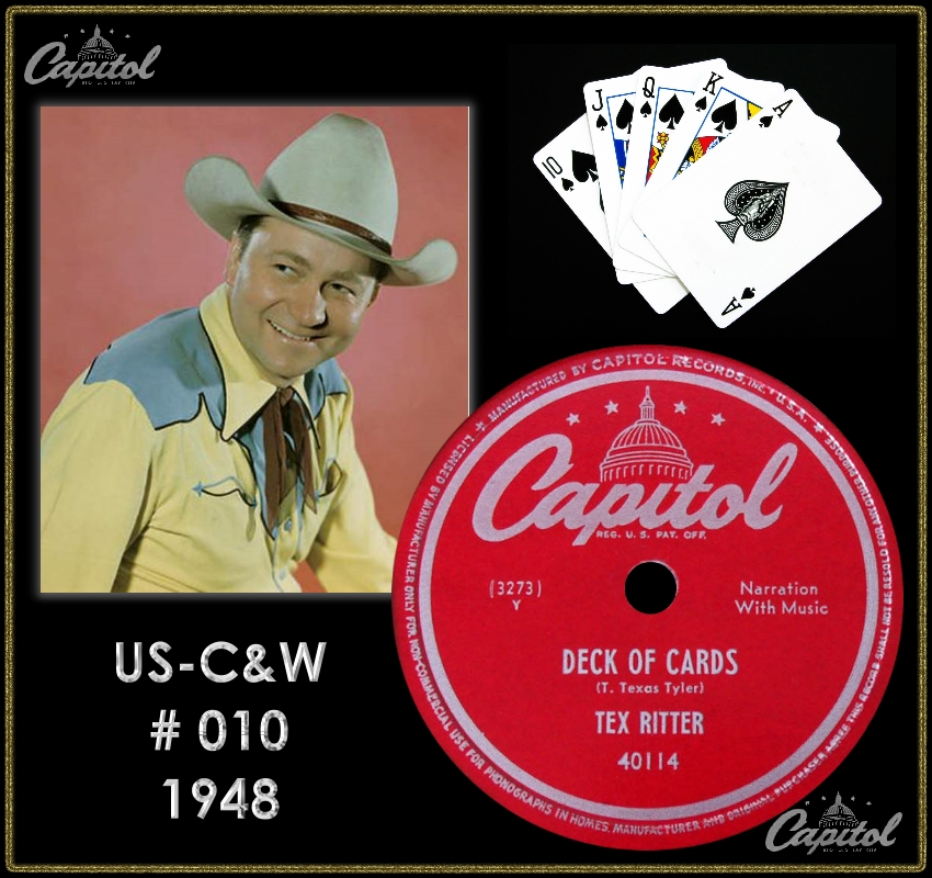 a deck of cards by tex ritter