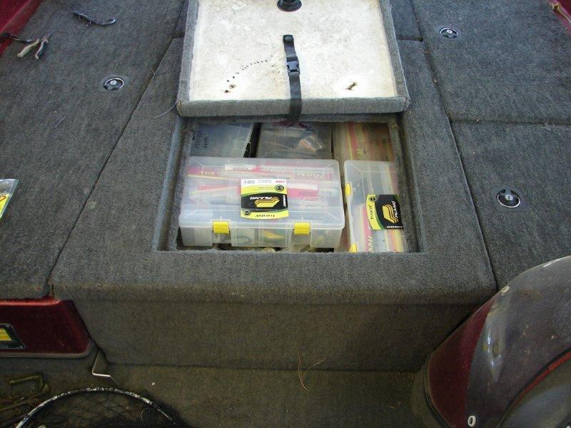Bass Boat Deck Extension Diy Project