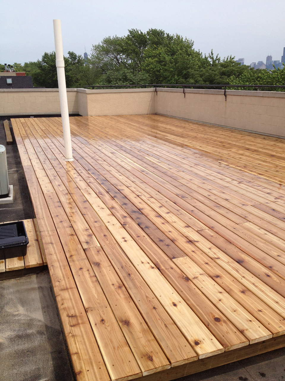 C Deck Roofing Deck Design And Ideas