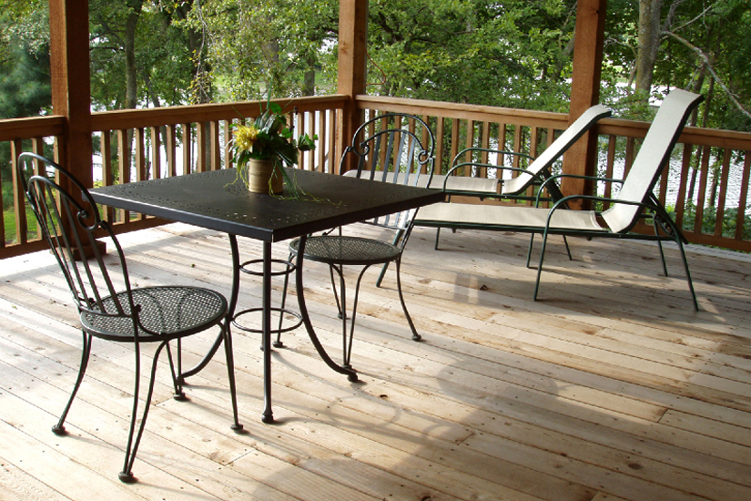 Cost Of A Deck Vs Patio