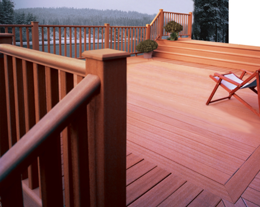 cost of deck installation