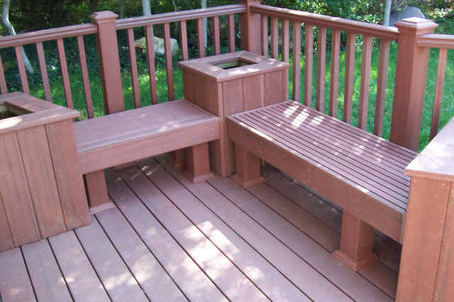 deck and patio accents