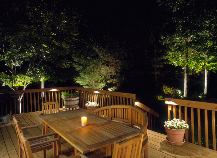 Superb Deck And Patio Accents