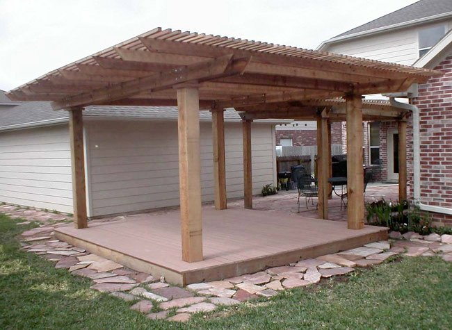 Lovely Deck And Patio Covers
