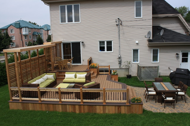 Deck And Patio Ideas Designs