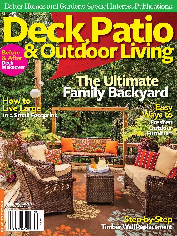 deck and patio magazine